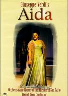 Aida: Giuseppe Verdi - Theatre San Carlo Movie