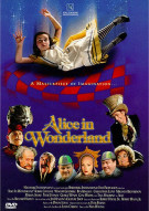 Alice In Wonderland (Artisan) Movie