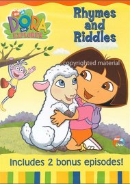 Dora The Explorer: Rhymes And Riddles Movie