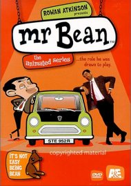 Mr. Bean: The Animated Series - Its Not Easy Being Bean  Movie