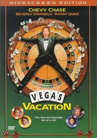 Vegas Vacation (Widescreen) Movie