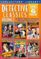 Detective Classics Vol. 2 (6 DVD Box Set) (Alpha) Movie
