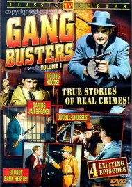 Gang Busters: Volume 1 Movie