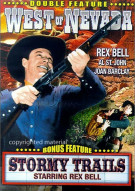 Rex Bell Double Feature DVD Movie