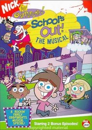 Fairly Oddparents: Schools Out! The Musical Movie