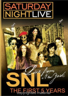 Saturday Night Live: The First Five Years Movie