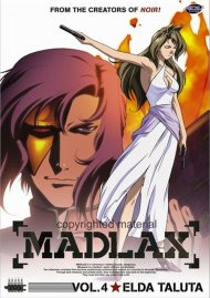 Madlax: Volume 4 - Elda Taluta Movie