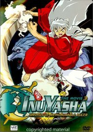 Inu-Yasha The Movie 3: Swords Of An Honorable Ruler Movie