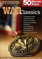 War Classics: 50 Movie Pack Movie