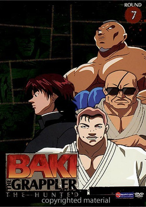 Baki The Grappler: Round 7 - The Hunted Movie