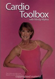 Cardio Toolbox With Mindy Mylrea Movie