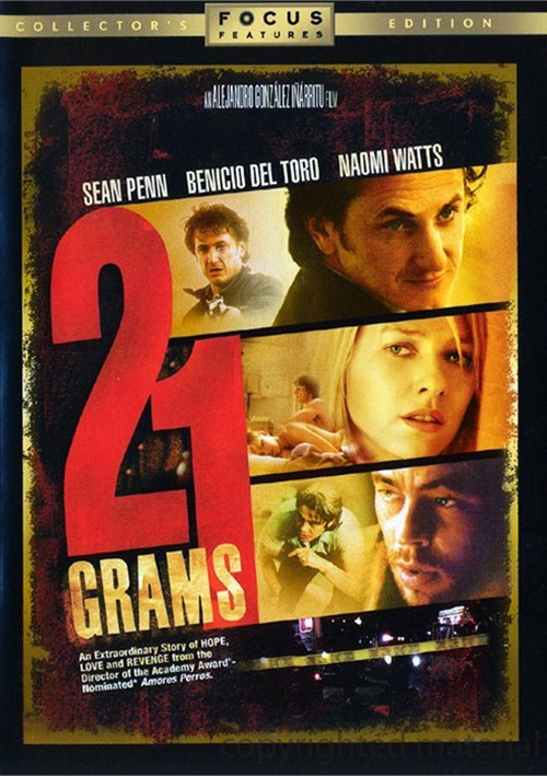 21 Grams: Special Edition Movie
