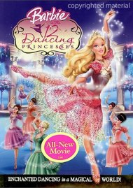 Barbie 12 Dancing Princesses Movie