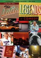 Latin Legends Of Comedy, The Movie