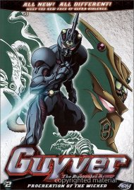 Guyver: Volume 2 Movie
