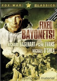Fixed Bayonets! Movie