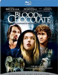 Blood And Chocolate Blu-ray