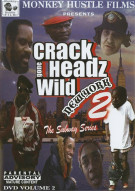 Crackheads Gone Wild: New York - Volume 2 Movie
