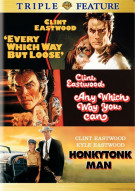 Every Which Way But Loose / Any Which Way You Can / Honkytonk Man (Triple Feature) Movie
