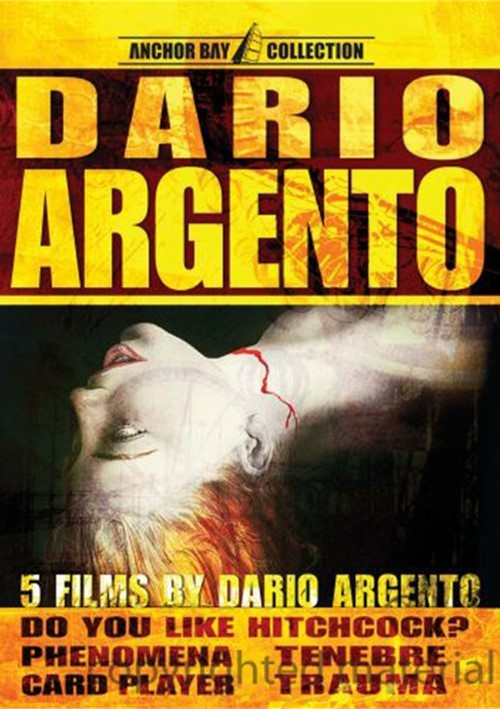 Dario Argento: 5 Films By Dario Argento Movie