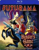Futurama: Benders Game Blu-ray