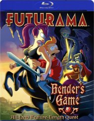 Futurama: Benders Game Blu-ray