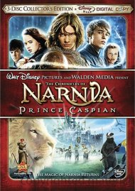 Chronicles Of Narnia, The: Prince Caspian: 3-Disc Collectors Edition Movie