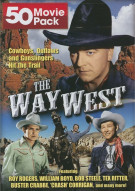 Way West, The - 50 Movie Pack Movie