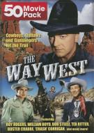 Way West, The - 50 Movie Pack Movie