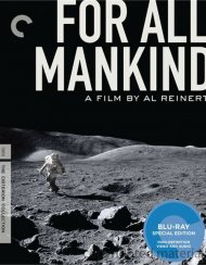 For All Mankind: The Criterion Collection Blu-ray