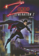 Zorro: Generation Z - Volume 5 Movie