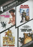 4 Film Favorites: Urban Action Collection Movie