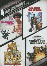 4 Film Favorites: Urban Action Collection Movie
