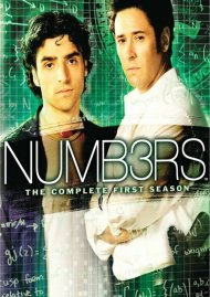 Numb3rs: The Complete Series Pack Movie