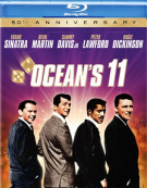 Oceans 11: 50th Anniversary Blu-ray