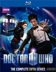Doctor Who: The Complete Fifth Series Blu-ray