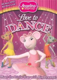 Angelina Ballerina: Love To Dance Movie