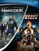 Hancock / Ghost Rider (2-Pack) Blu-ray