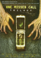 One Missed Call Trilogy Movie