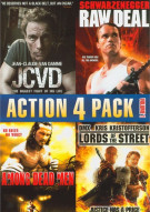 Action 4 Pack: Volume 1 Movie