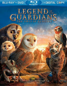 Legend Of The Guardians: The Owls Of GaHoole (Blu-ray + DVD + Digital Copy) Blu-ray