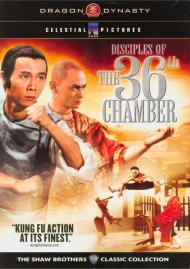 Disciples Of The 36th Chamber Movie