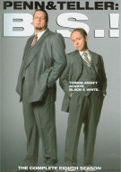 Penn & Teller: BS! The Eighth Season - Censored Movie
