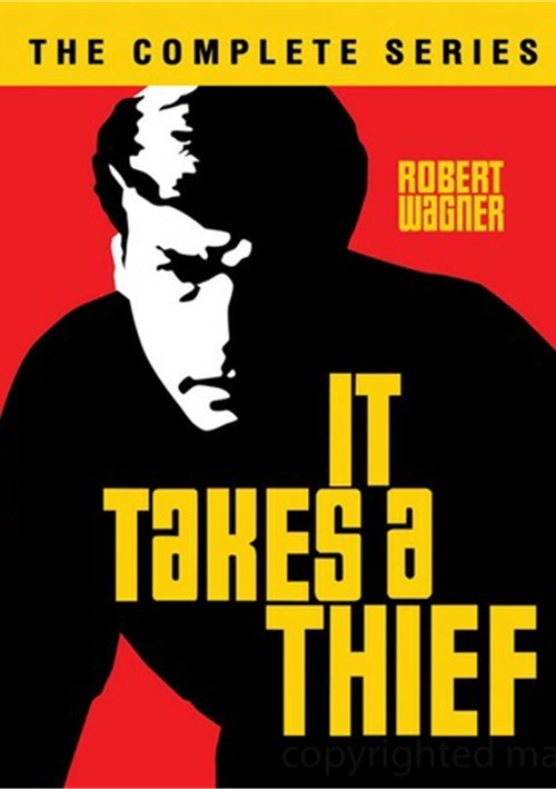 It Takes A Thief: The Complete Series Movie