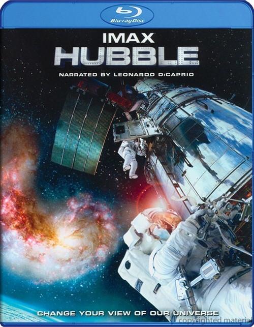 IMAX: Hubble Blu-ray
