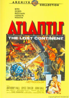 Atlantis: The Lost Continent Movie