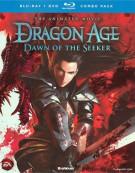 Dragon Age: Dawn Of The Seeker (Blu-ray + DVD Combo) Blu-ray