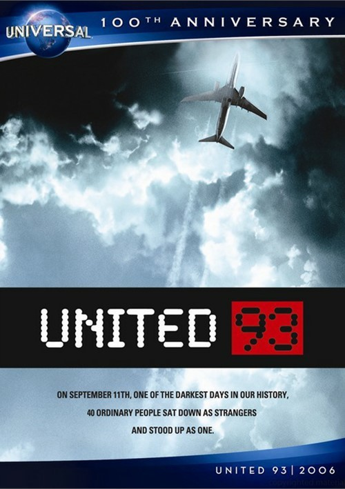 United 93 (DVD + Digital Copy) Movie