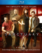 Sanctuary: The Complete Fourth Season Blu-ray