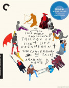 Trilogy Of Life: The Criterion Collection Blu-ray